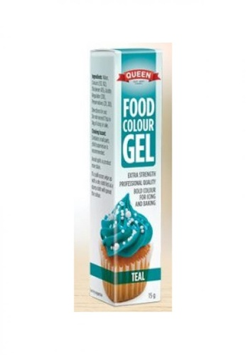 Queen QUEEN FOOD COLOUR GEL TEAL 15GM AC192ES01AB61CGS_1