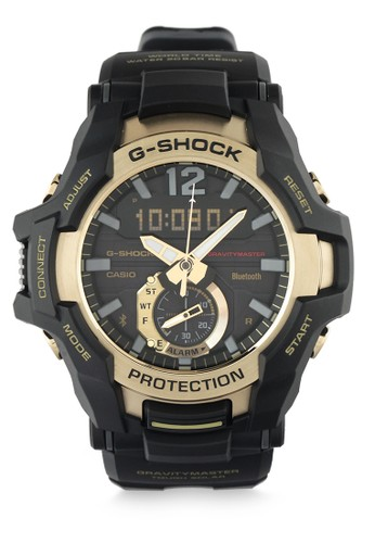 G-shock black Men Analog Watches Gr-B100Gb-1Adr 1A597ACF0D877FGS_1