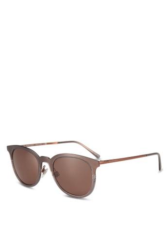 Burberry grey Burberry BE3093 Sunglasses 473FBGL6545320GS_1