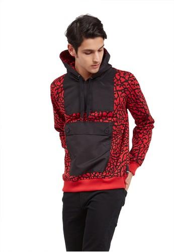 MUGABE red MUGABE Sweater Pria rockwave red A6582AAEC7DEC0GS_1