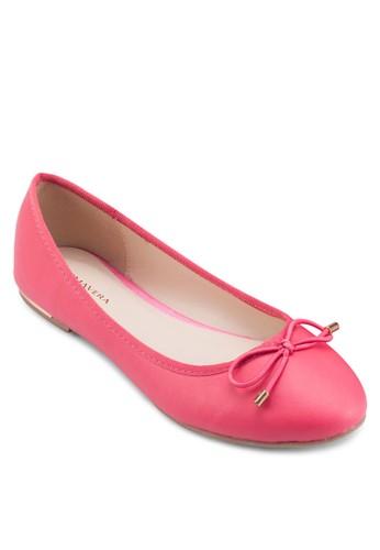 Marissa 蝴蝶結esprit hong kong 分店平底鞋, 女鞋, 鞋