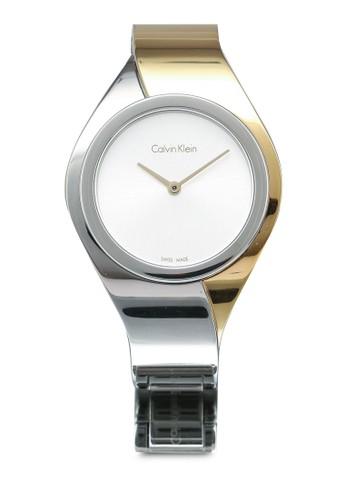 Calvin Klein Watches silver Sense Watch 71B22AC003E466GS_1