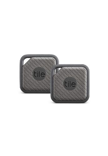 Tile grey Tile Pro Series Sport Retail 2 Pack 3290EAC8E5D8C2GS_1