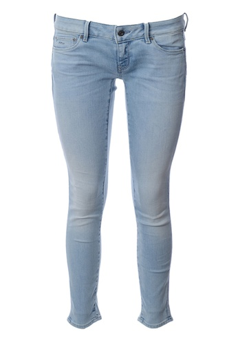 G-Star blue G-Star-3301 Low Super Skinny Jeans-Blue 29CE4AAABE8DC3GS_1