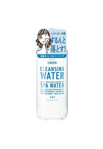 Kracie n/a CreeR Cleansing Water Spa KR662BE0IQTNPH_1
