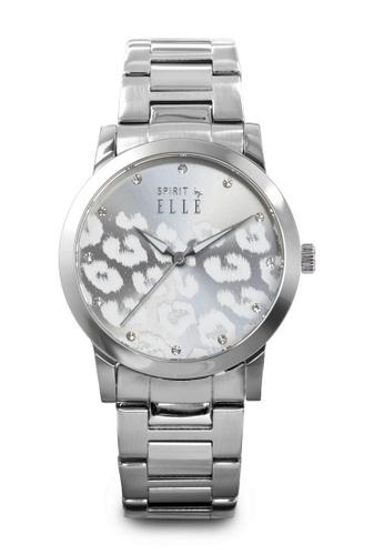 ELLE silver Fashion Ladies Watch SP241AC48LQHMY_1