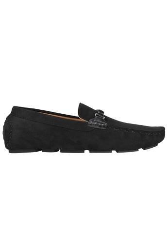 Tomaz black Tomaz C352 Buckled Loafers (Black) 07F48SHD60D35DGS_1
