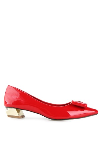 Anabelle Red Flats