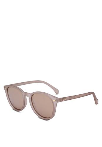 Le Specs beige Bandwagon 1702090 Sunglasses 684FCGL7A11DE9GS_1
