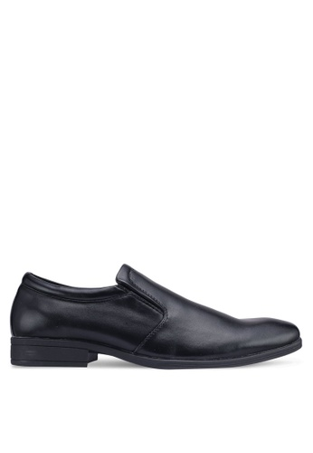 Bata black Dress Shoes D5BC5SH15000A6GS_1