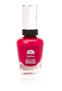 Complete Salon Manicure - Aria Red-y