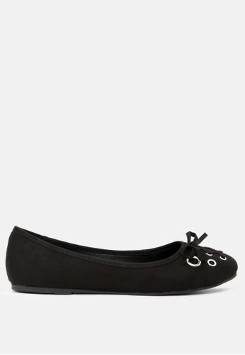 London Rag 黑色 芭蕾舞鞋 0F2F0SHF3924D3GS_1