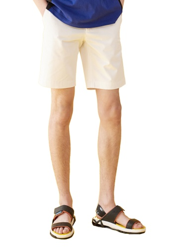 Bonnie&Blanche Plain Cotton Shorts BO457AA0GIICSG_1