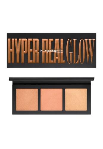 MAC MAC Hyper Real Glow Palette (Shimmy Peach) 15B19BE4D1B057GS_1
