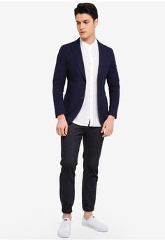 ESPRIT Suit Regular Blazer RM 699.90. Sizes 48 50 52 54