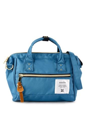 Anello blue Mini Boston Bag AN804AC0W5OZID_1