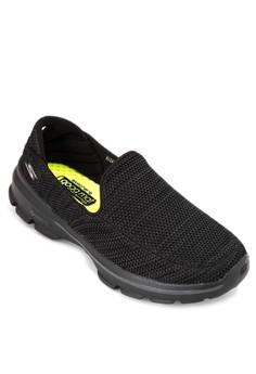 GO Walk 3 - FitKnit Slip On Sneakers