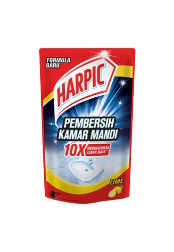 Harpic Harpic Pembersih Kamar Mandi Pouch Lime 400ml 117BCESA5A540DGS_1