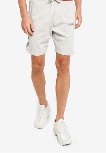 Hummel grey Legacy Shorts B12CEAAD75B2ACGS_1