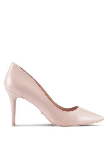 Dune London pink Mid Heel Court Shoes DU588SH0SZROMY_1