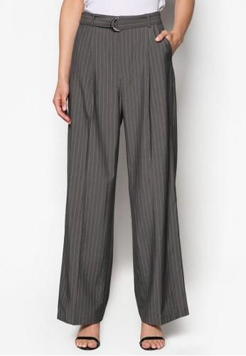 條紋高腰長褲, 服飾, 長esprit 內衣褲及內搭褲
