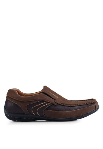 Louis Cuppers brown Louis Cuppers Sneakers FA401SH3E5D0D5GS_1