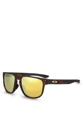Oakley brown Holbrook R (A) OO9379 Sunglasses OA636GL0S9PJMY_1
