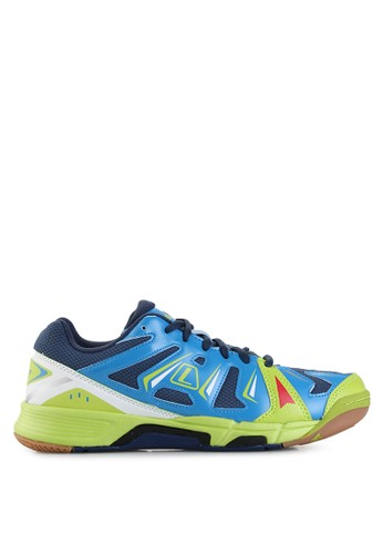 League blue Altius Badminton LE825SH98PVPID_1