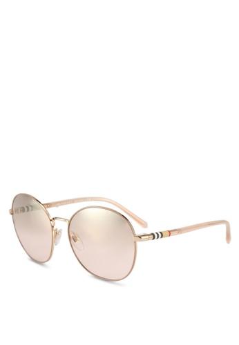 74b9a4fd1eb Buy Burberry Burberry BE3094 Sunglasses Online on ZALORA Singapore