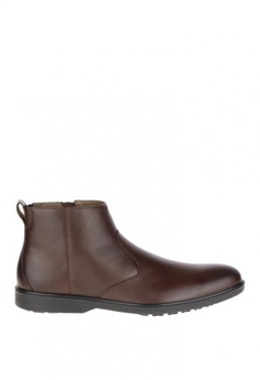 Hush Puppies. Ogden Ledger Waterproof Boots 88c1364bd0