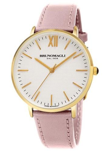 Bruno Magli pink Bruno Magli Roma 21.181222.GP Jam Tangan Wanita Gold Pink 3D413AC2D7DEE0GS_1