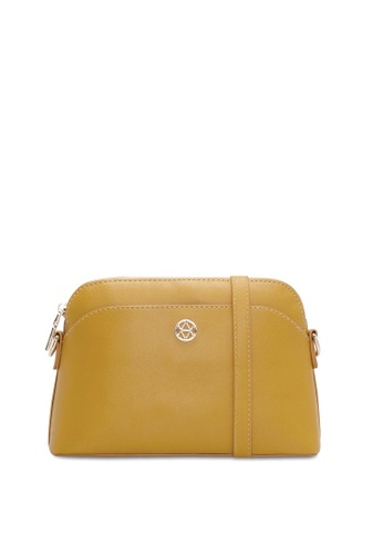 Vincci yellow Shoulder Bag CB880ACF6650A7GS_1