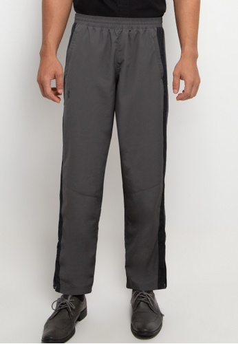 Under Armour grey Sportstyle Woven Pants B526EAABCE9B97GS_1