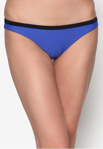 Mirage zalora 男鞋 評價撞色比基尼泳褲, 服飾, 泳褲及沙灘造型