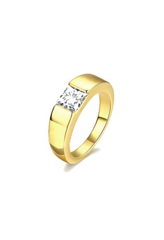 Tyrion 18K Gold Plated Ring for Men Size 9