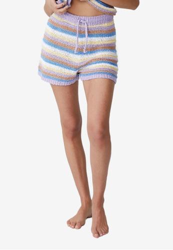 Cotton On Body multi Summer Lounge Beach Shorts 8D2A8AA7D706CCGS_1