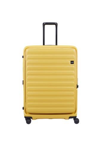 Lojel Lojel Cubo 1 Koper Hardcase Large/30 inch – Mustard 8A93AACD73CE13GS_1