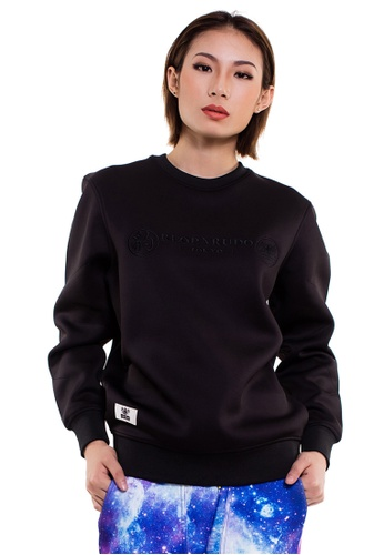 Reoparudo black RPD Signature Neoprene Sweater (Black) 5674BAAA3ECD30GS_1