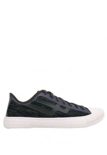 World Balance green Freedom Lite MS Sneakers WO444SH0KSDPPH_1