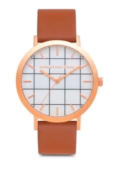 Avalon 格紋手錶