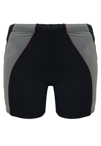 Funfit black and grey Mid-Jammers 4F196AADAF5367GS_1