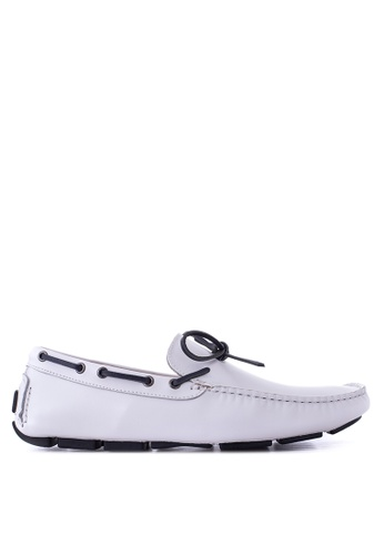 Alberto white Loafers Comfort Shoes AL375SH94QENPH_1
