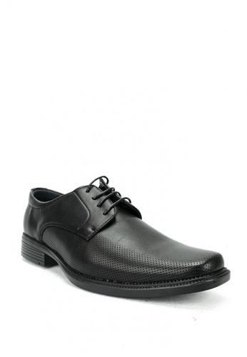 Mario D' boro Runway black Junie Mens Shoes 20174SHA451A6EGS_1