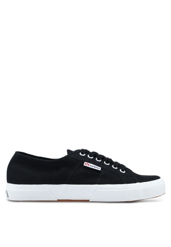 Superga black and white Cotu Classic Sneakers 3E238SHA0CE8DFGS_1