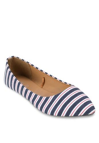 尖頭平底鞋, 女鞋, zalora 衣服尺寸鞋