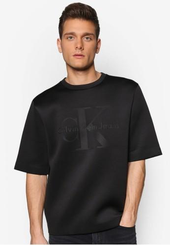 品牌設計寬版esprit台灣outletTEE, 服飾, 服飾