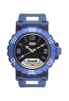 Comandor Water Resistant Sport Watch