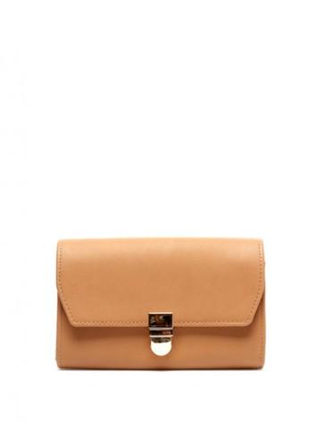 法蘭西調色esprit女裝盤 CrossbodyMini 迷你側背包, 包, 手拿包