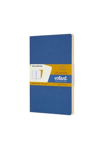 Moleskine multi Volant Journals Ruled Soft Green Pocket D4B2CHL66D6BEDGS_1