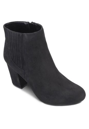 Pietraia 側拉鍊高跟短靴,esprit mongkok 女鞋, 鞋